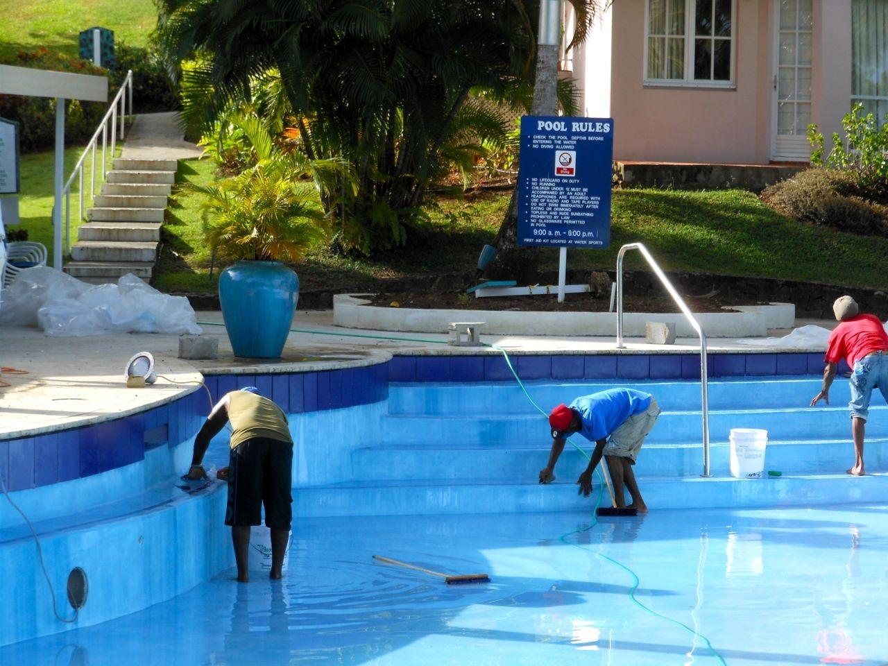 Havuz Temizliği Nasıl Yapılır